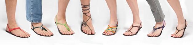 Xero Shoes DIY lacing examples