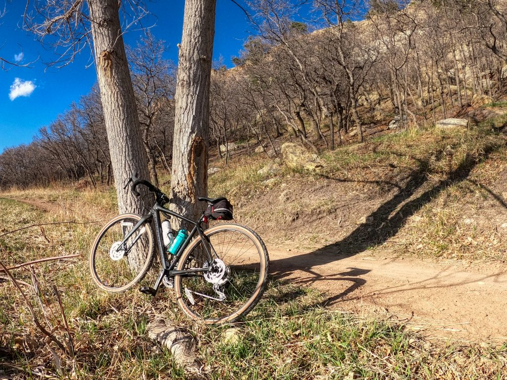 Where do people ride gravel bikes?