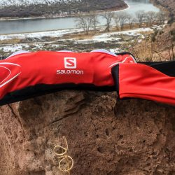 Salomon Agile 250 running hydration belt review