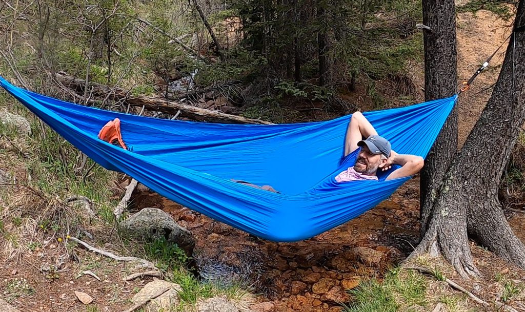 Teton Sports Firefly Hammock Review
